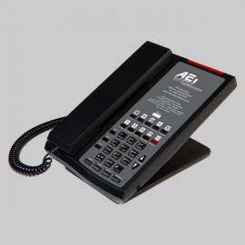 AEi ASP-6210-S Two Line Aanalog Corded with Speakerphone