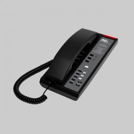 AEi AKD-5203 Slim Two Line Analog Corded Telephone