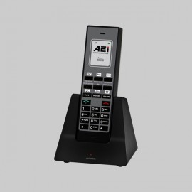 AEi AGR-8106-SPB Single Line IP Cordless Handset with Stand-Up Base Charger