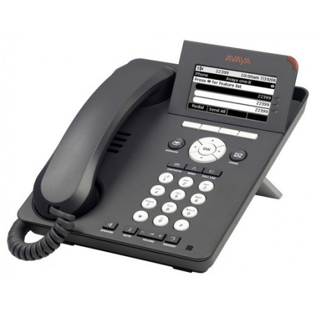 AVAYA IP PHONE 9620 COLOR WITHOUT FACEPLATE