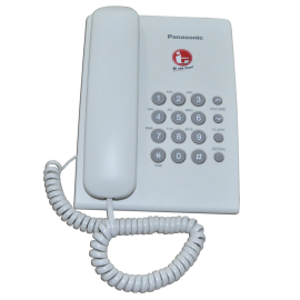 PANASONIC KX-TS505 Analog Telephone
