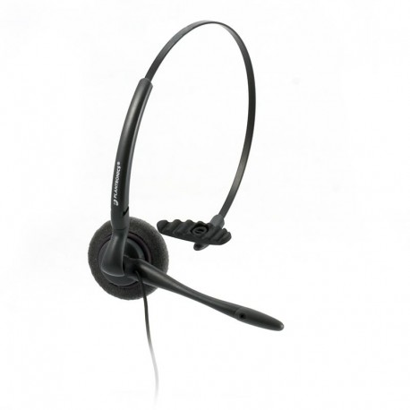 Plantronics H141N DuoSet Noise Canceling Convertible Headset