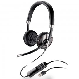 Plantronics C520M USB Binaural PC Headset