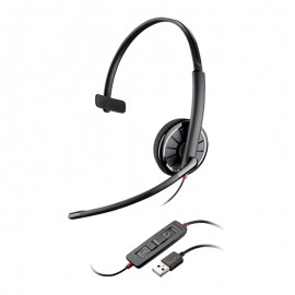 Plantronics C710M USB/Bluetoothh Monaural PC Headset