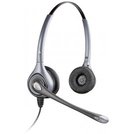 Plantronics MS260 Supraplus Binaural NC Headset for Boeing