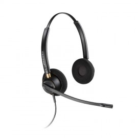 Plantronics HW520 EncorePro Wideband Binaural NC Headset