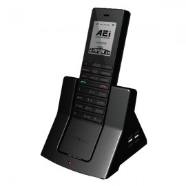 AEi SVX-8110-SMU Single-Line Cordless IP Master Telephone