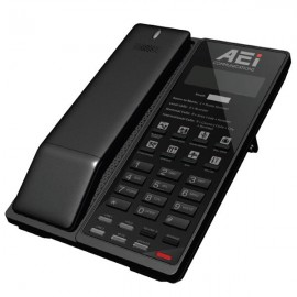AEi SVM-8108-SMK Single Line Cordless SIP Speakerphone DECT Technology