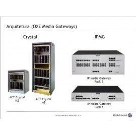 Alcatel-Lucent OmniPCX Enterprise (OXE)
