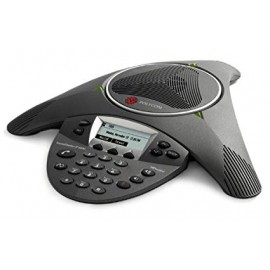 Polycom SoundStation IP 6000 VoIP Conference Phone
