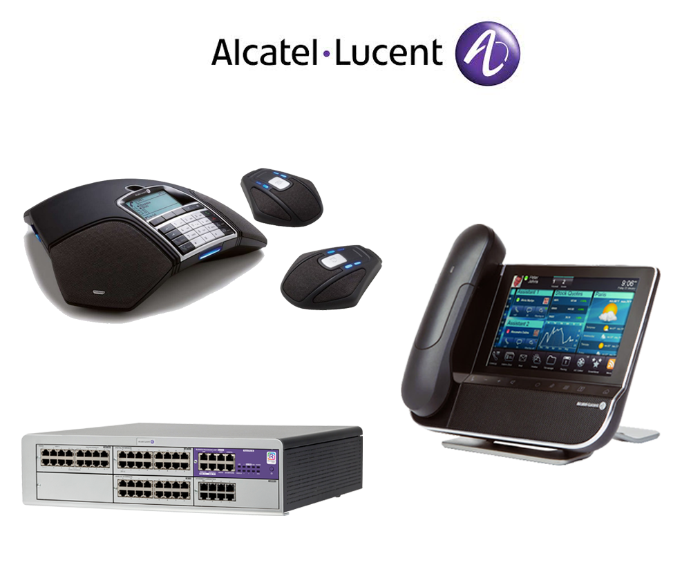Alcatel PABX